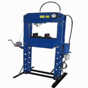 50t Pnuematic shop press