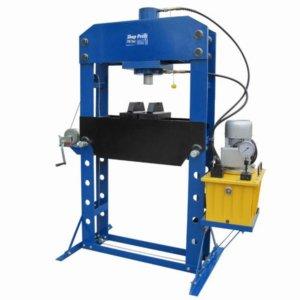 75Ton electric shop press