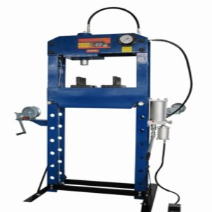 40t Pnuematic shop press