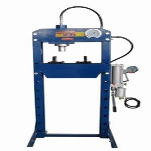 30t Pnuematic shop press