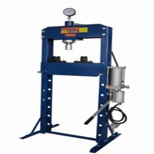 20t Pnuematic shop press