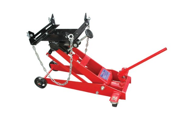 Low Lift Transmission Jack