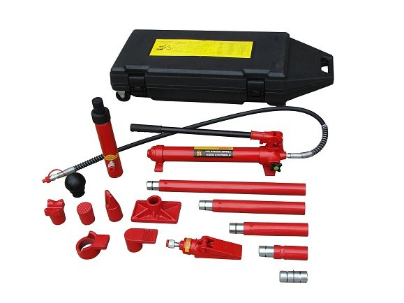 10Ton Hydraulic Portable Power Kits -Blow Case With Wheel