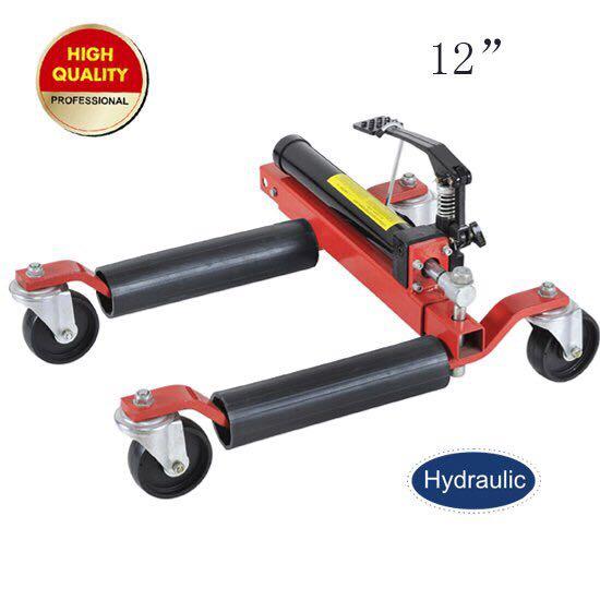 12' hydraulic wheel dolly