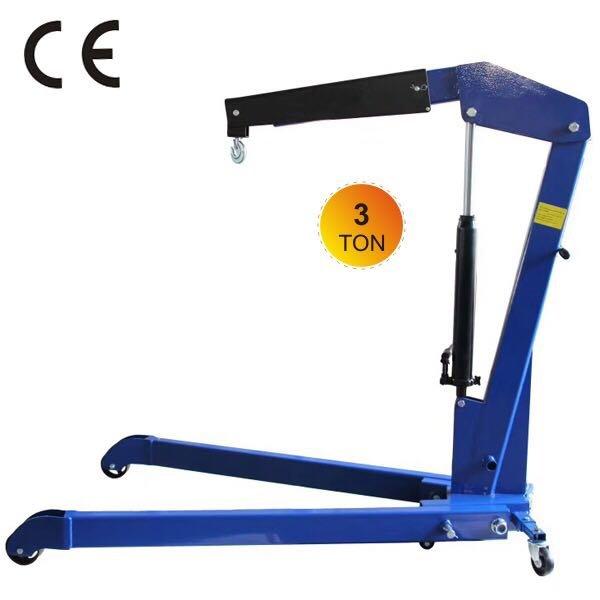 3Ton Engine Crane -Low Profile