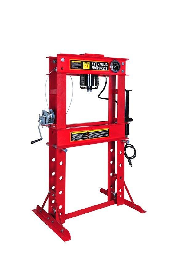 50Ton Air hydraulic shop press