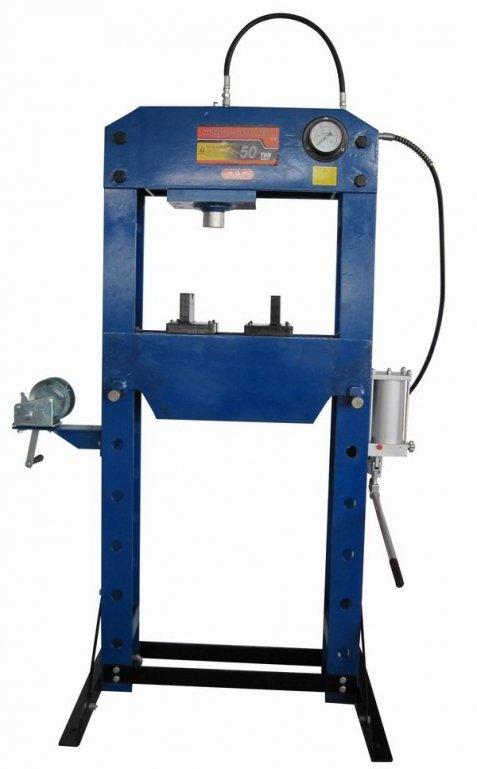 50ton hydraulic press