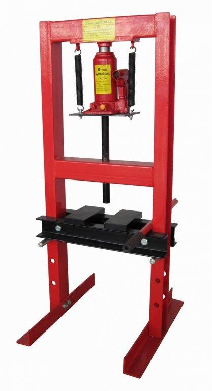 6Ton hydraulic Shop press