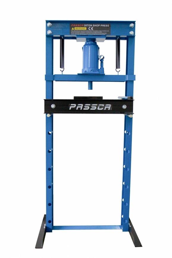 30T hydraulic shop press