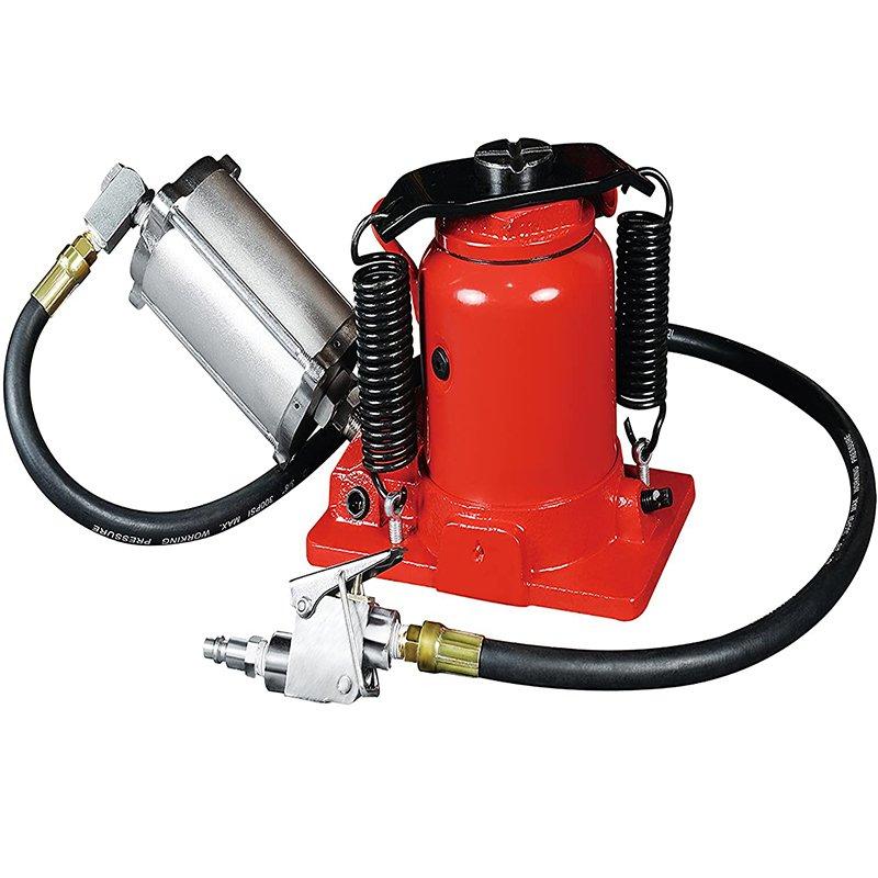 20Ton low profile air hydraulic bottle jack
