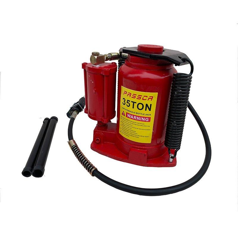 35Ton air hydraulic bottle jack