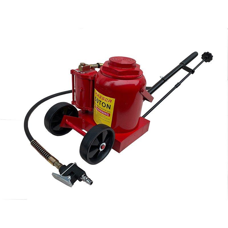50Ton air hydraulic bottle jack