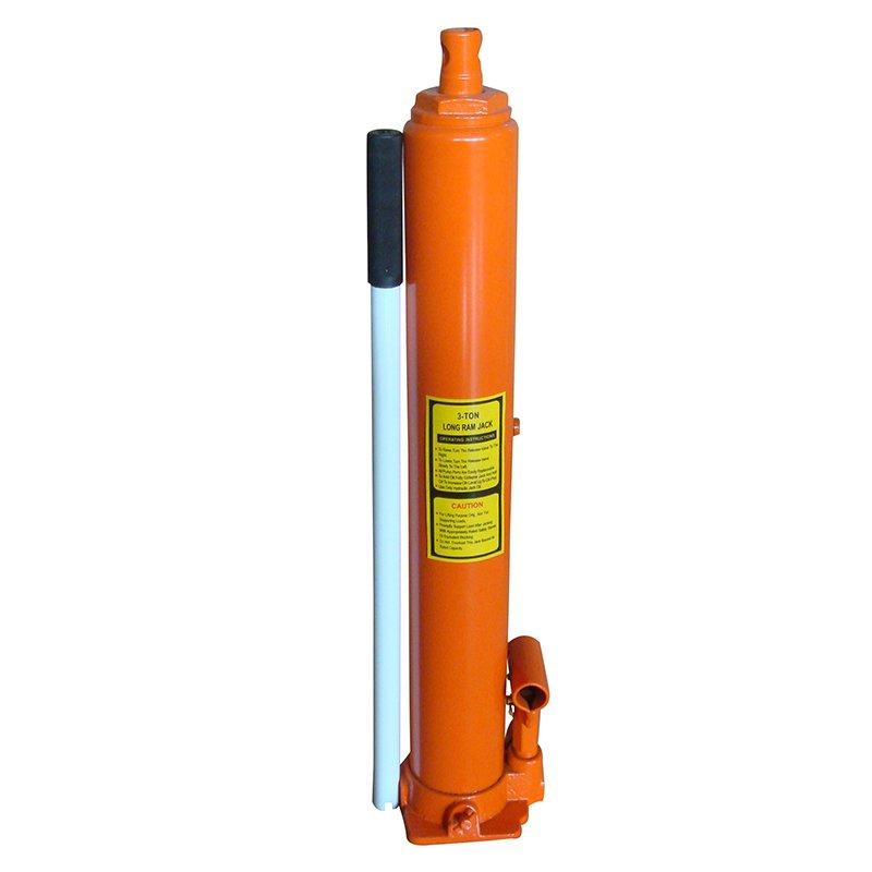 long ram hydraulic jack