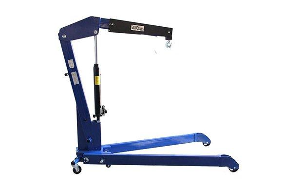 2Ton Engine Crane-Low Profile
