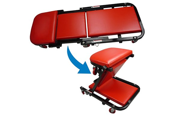 40inch car creeper seat