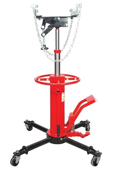 High Lift Transmission Jack 0.5Ton Foot Release